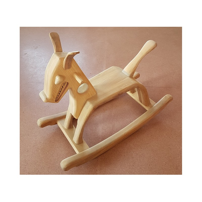 Wooden horse for children