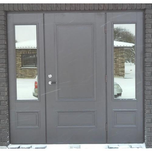 Nestandartinės išorinės lauko durys