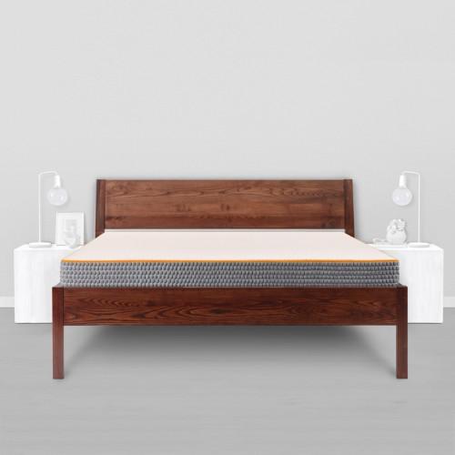 Bed C-Brown