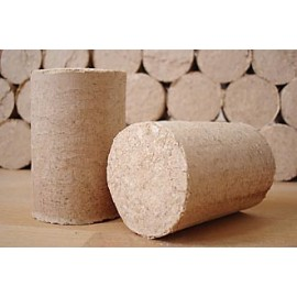Oak Sawdust Briquettes Saloza